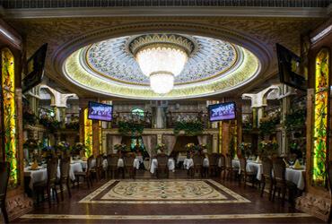 ресторан «Азербайджан»