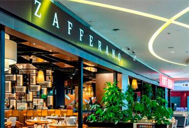 рестораны Zafferano