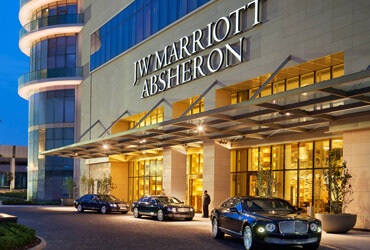 JW Marriot Absheron Baku