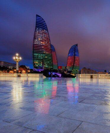 курорт Баку
