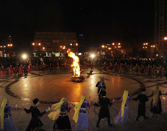 Огонь Кавказа